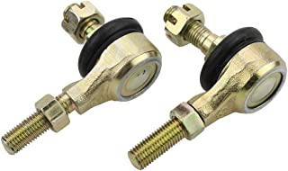 GOOFIT 10-10mm Left and Right Hand Tie Rod Ball Joint for ATV Dirt Bike Go Kart Moped Scooter