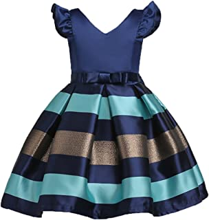 LZH Baby Girls Dress Flower Ball Gown Party Wedding Special Princess Formal Dresses