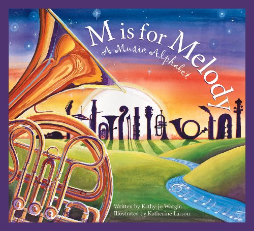 1. M is for Melody: A Music Alphabet (Art and Culture)