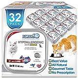 Forza10 Wet Hypoallergenic Cat Food, Lamb Flavor...