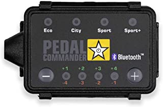 Pedal Commander Throttle Response Controller PC43 Bluetooth for Mercedes Benz C-Class (2008 and newer) Fits All Trim Levels; Sport, Luxury