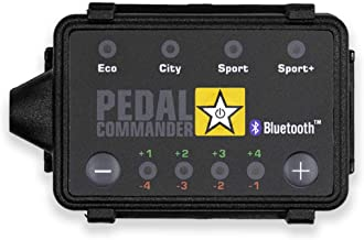 Pedal Commander Throttle Response Controller PC65 Bluetooth for GMC Sierra 2007-2018 (Fits All Trim Levels; 1500, 2500HD, 3500HD, Base, SLE, SLT, Denali)
