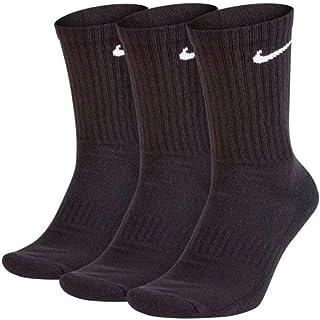 SX7664 - Calcetines deportivos para hombre y mujer, 9 pares, color blanco, gris y negro, talla 34, 36, 38, 40, 42, 44, 46, 48, 50, talla 34-38, color: gris/gris/negro