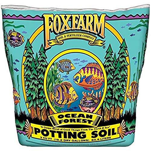FoxFarm Ocean Forest Potting Soil 3.0 cu ft, FX14430
