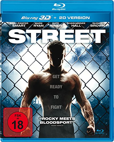 Street - Get ready to fight (Uncut-Kinofassung) [3D Blu-ray]