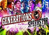 GENERATIONS LIVE TOUR 2016 SPEEDSTER[DVD]