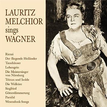 Lebendige Vergangenheit - Lauritz Melchior sings Wagner