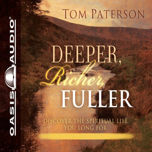Deeper, Richer, Fuller cover art