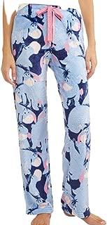Eeyore Disney Womens Pajamas Minky Fleece Sleep Lounge Pants
