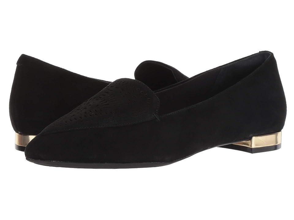 Rockport Total Motion Adelyn Laser Loafer (Black) Women