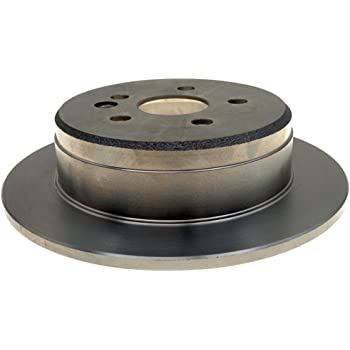 Drum in Hat Raybestos 9826R Professional Grade Disc Brake Rotor