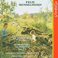 String Symphonies 2 by AMADEUS CHAMBER ORCHESTRA (1998-01-27)