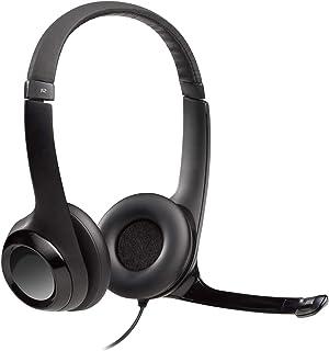 Logitech Auriculares USB H390 con micrófono con cancelación de ruido (16 unidades)