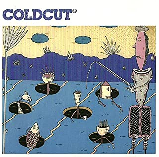 Incl. Doctorin' The House etc. (CD Album Coldcut, 15 Tracks)
