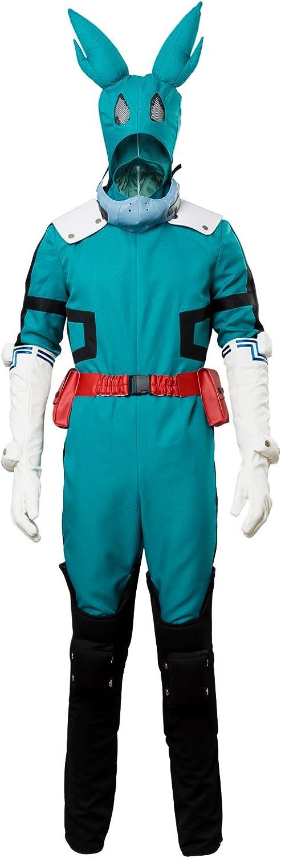 Karnestore Boku No Hero Academia My Hero Academia Season 2 S2 Izuku Midoriya Battle Suit New Version Cosplay Kostüm Maanfertigung