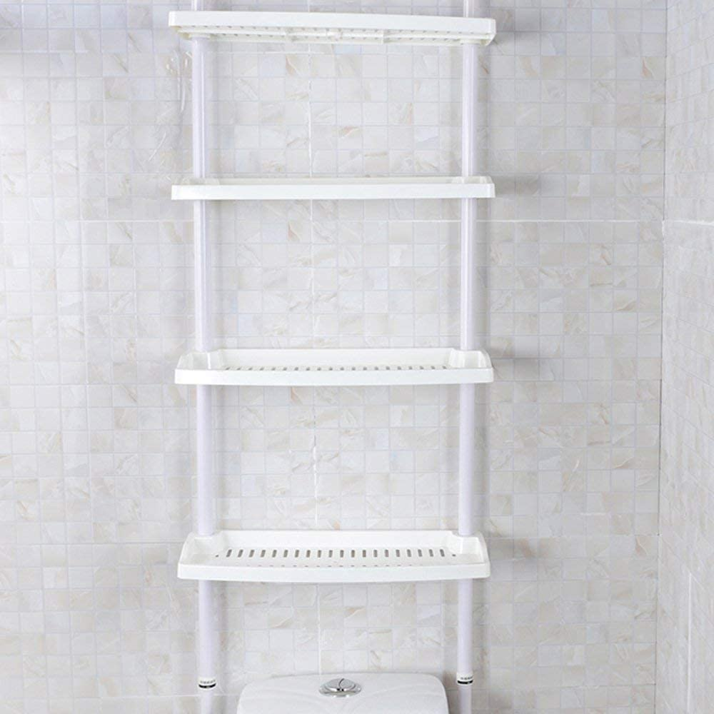 Keraiz 4 Max 54% OFF Tier Kitchen Bathroom Storage Shelf Caddy Shower Shelve Classic