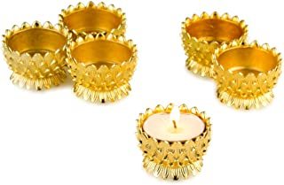 Best brass lotus flower candle holder Reviews