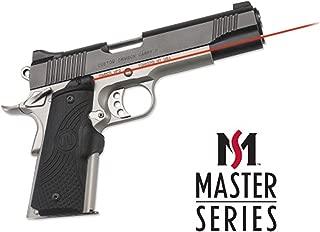 Crimson Trace LG-919 Master Series Red Laser Sight for 1911 Full-Size G10 Pistols (Red Laser Sight)
