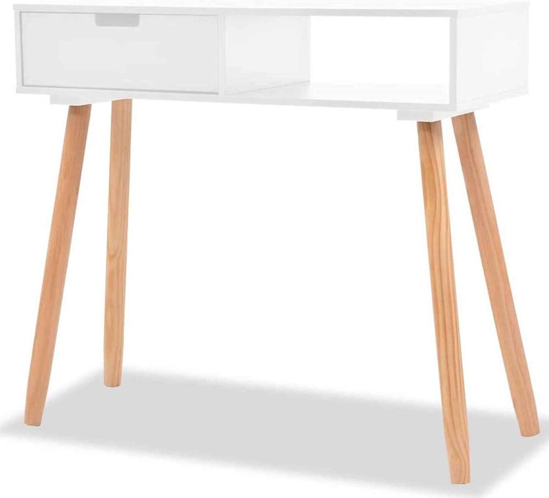 Luangfim Console Table Modern 売買 EntrywayHallway Pinewood 正規品 Ta Solid