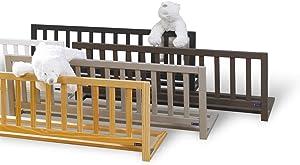 Idkid'S – Barrera de cama infantil, madera
