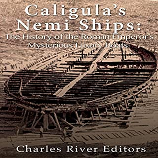 Caligula's Nemi Ships cover art