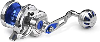 GOMEXUS LX50 Slow Jigging Reel Saltwater 7.1:1 Lever Drag Left and Right Hand Conventional Reel