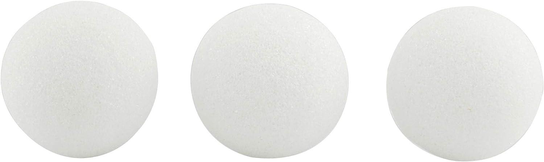 HYGLOSS HYG5104 Styrofoam Ball, 4  Diameter (Pack of 36)