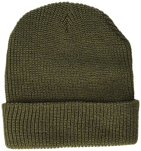 Mil-Tec US Watch Cap Wolle Oliv