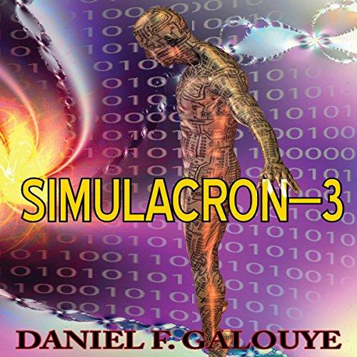 Simulacron-3 cover art