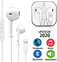 iSuperfine Earbuds, Microphone Earphones Stereo Headphones NoiseIsolating Headset Fit..