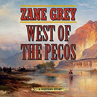 West of the Pecos cover art