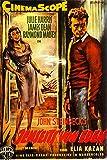 Unbekannt Steinbeck 's East of Eden Film Poster James Dean