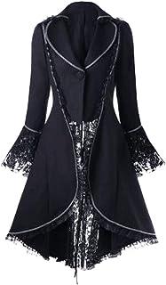 Women Cosplay. Costume Vittoriano Gotico Steampunk Corset Tuxedo Giacche