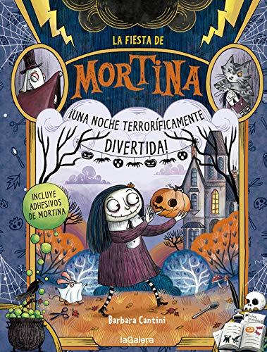 La fiesta de Mortina: ¡Una noche terroríficamente divertida!: 50