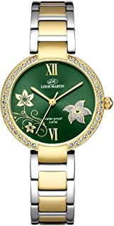 Louis Martin Casual Watch For Women Analog Alloy - lm2126