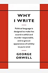 Why I Write (English Edition) eBook Kindle