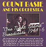 "Count Basie & His Orchestra: ""One Night Stand"" Broadcasts 1944-6 (Audio CD (Live))"