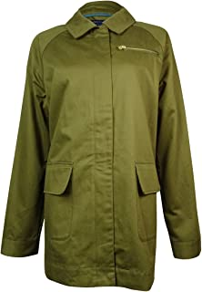 Tommy Hilfiger Women's Multi-Pocket Cotton Straight Jacket