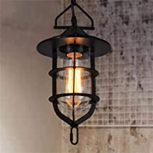 ZCdd Wall Lights Wall Lamp Wall Light/Lighting American Industrial Wind Pastoral Retro Lounge Restaurant Creatively Single...