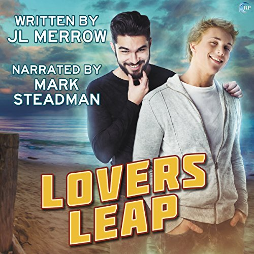 Lovers Leap audiobook cover art