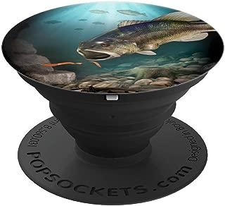 largemouth bass mount ideas