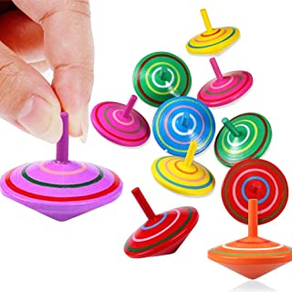 4# Pink Spinning Tops Aluminum Alloy EDC Toy Novelty UFO Gyroscope The Perfect Balance Between Performance and Beauty Toys for Relaxation Desk Toy Present Unique Gift for All Ages