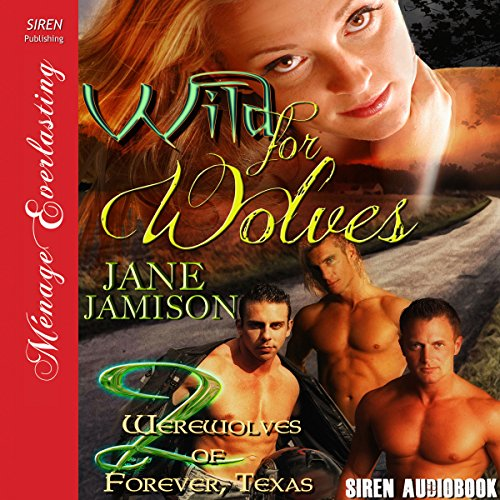 Wild for Wolves audiobook cover art