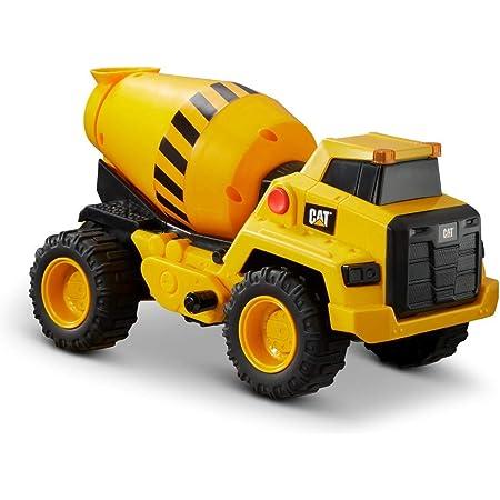 Caterpillar, CAT Power Haulers Camion Betoniera Veicolo da costruzione, Colore Giallo, Nero, 82269