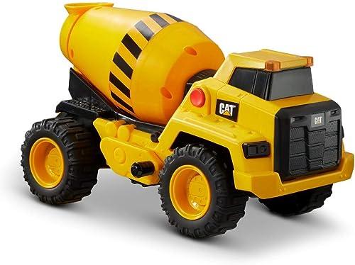 Cat 82269 Power Haulers Lights & Sounds Cement Mixer