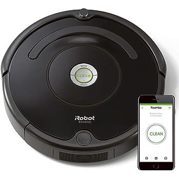 iRobot Roomba 650 Robot Aspirador, Alto Rendimiento de Limpieza ...