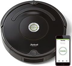 iRobot Roomba 671 Robot aspirador suelos duros y alfombras,
