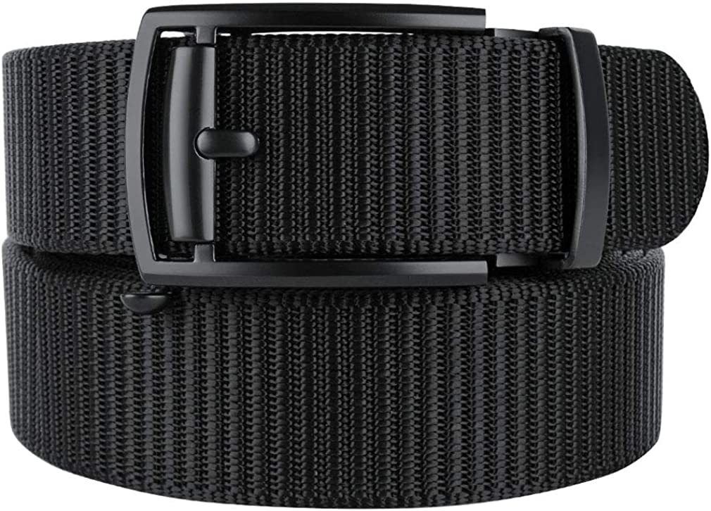 Bluecton Mens Belt Tactical Ratchet Buckle Limited price sale Columbus Mall Duty Automatic Slide