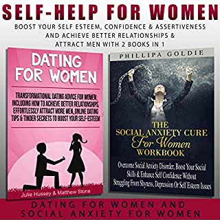 Self Help for Women audiobook cover art