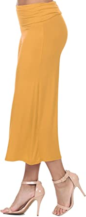 iliad USA Womens Capri Culottes Pants Black